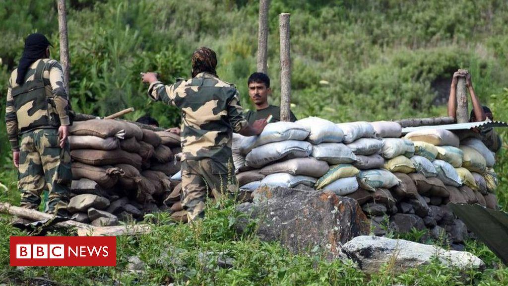 Kaschmir-Zusammenstoß: 20 indische Truppen bei Kämpfen mit chinesischen Streitkräften getötet