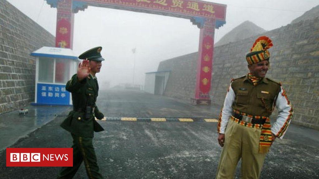 Indien-China-Streit: Die Grenzreihe in 400 Worten erklärt