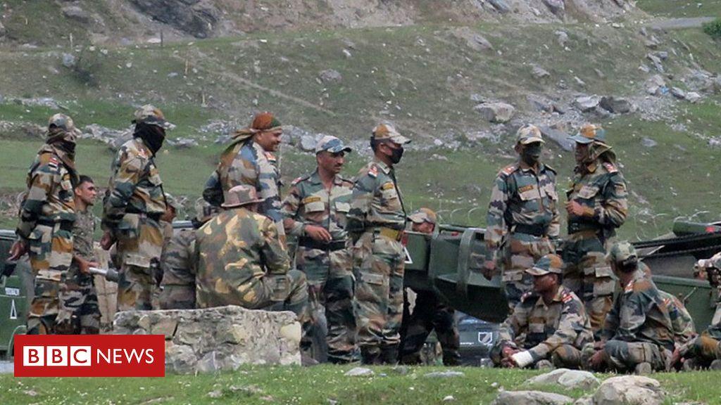 Zusammenstoß zwischen Indien und China: Zwei Seiten beschuldigen sich gegenseitig für tödliche Kämpfe