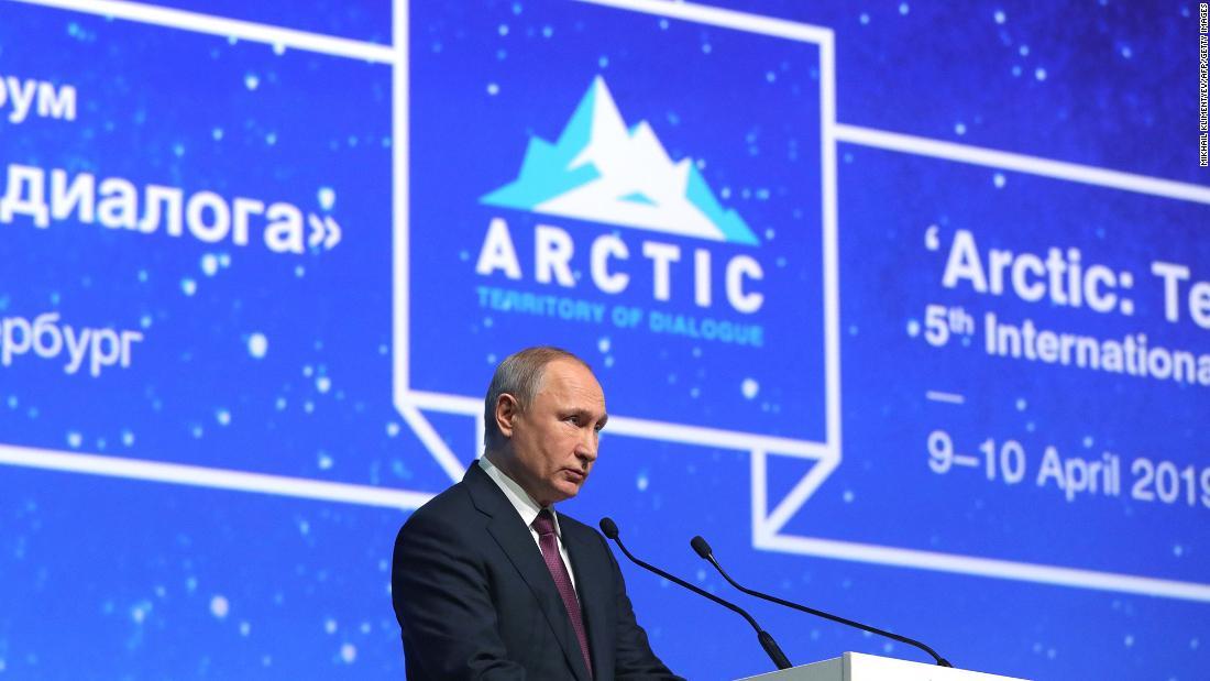Russland beschuldigt führenden Arktisforscher, für China spioniert zu haben