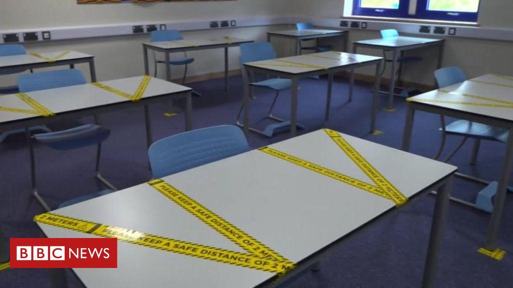 Die Abgeordneten beschuldigen die Lehrergewerkschaften, die Wiedereröffnung der Schule blockiert zu haben
