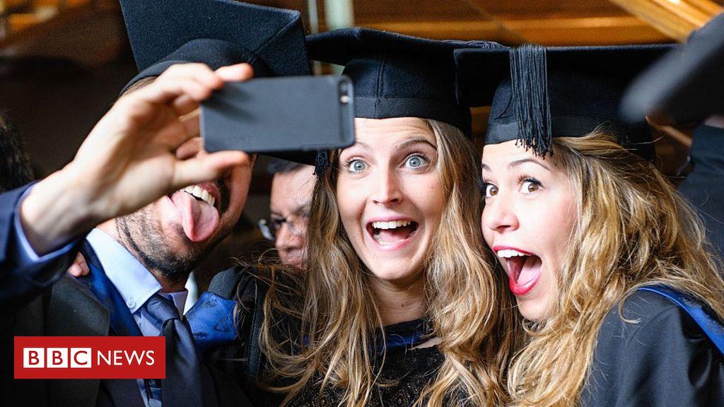 Stichtag der Universität: 'Covid hat meine ganze Zukunft verändert'