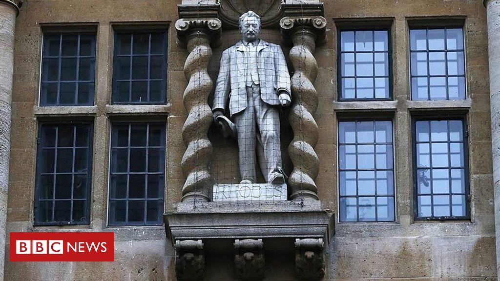 Das Oxford College möchte die Rhodes-Statue entfernen