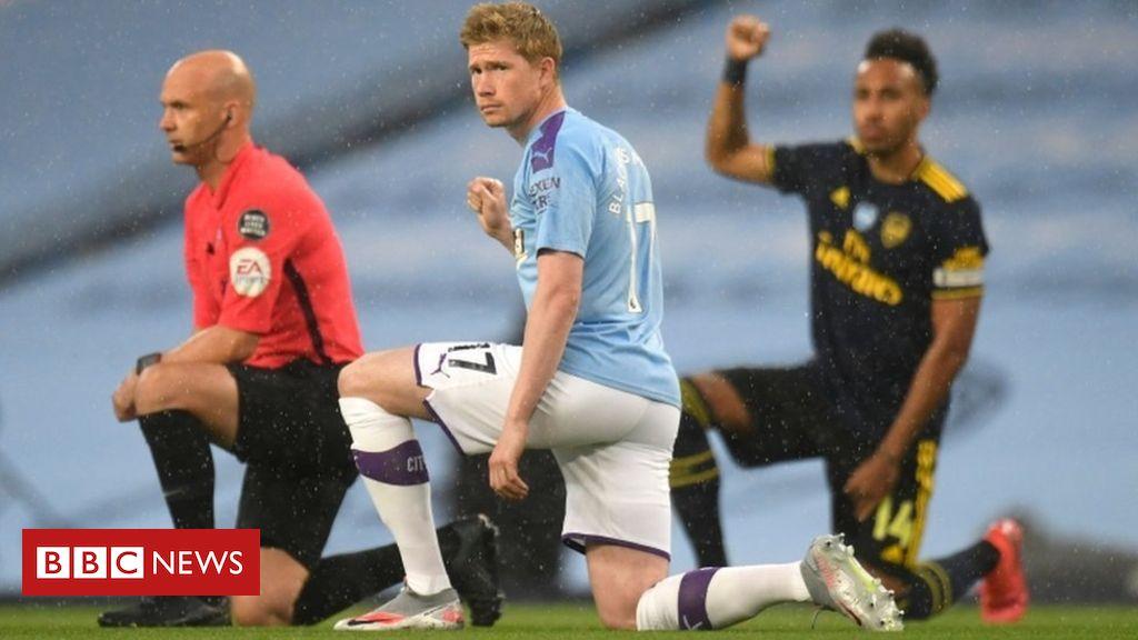 Coronavirus: Morgen-Update, da die Premier League nach 100 Tagen zurückkehrt