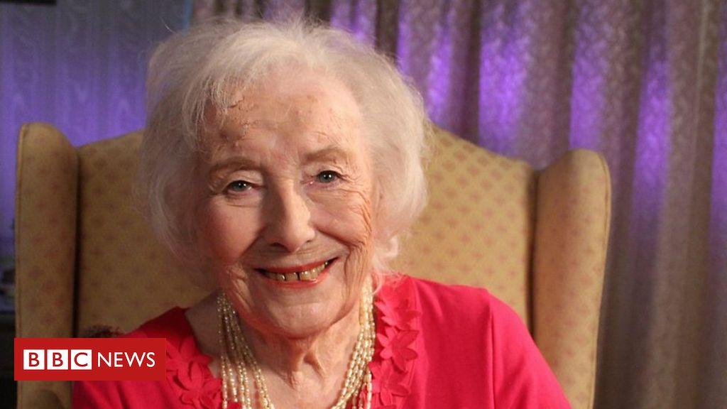 Dame Vera Lynn: Forces 'Sweetheart stirbt im Alter von 103 Jahren