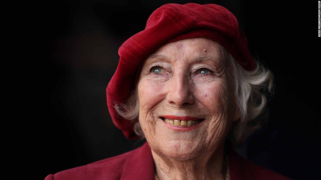 Vera Lynn stirbt im Alter von 103 Jahren