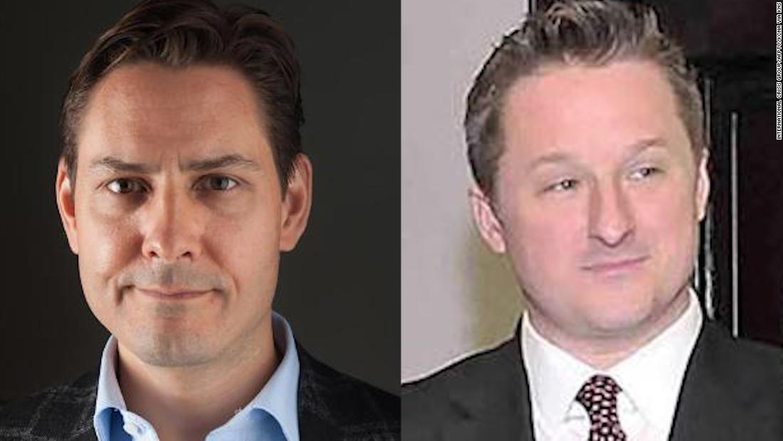 Zwei in China festgehaltene Kanadier wurden offiziell wegen Spionage angeklagt