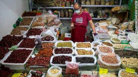 Chinas Wirtschaft kämpft immer noch darum, sich von der Pandemie zu erholen