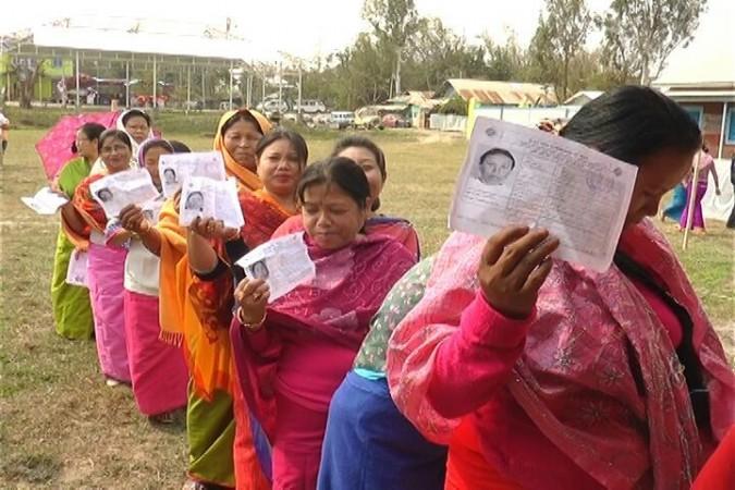 Wahlen zur Manipur-Versammlung