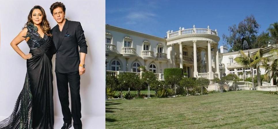 Shah Rukh Khan und Gauri Khan