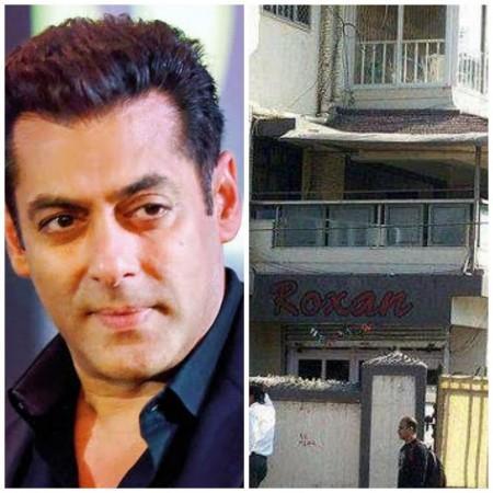 Salman Khans Galaxy-Wohnung
