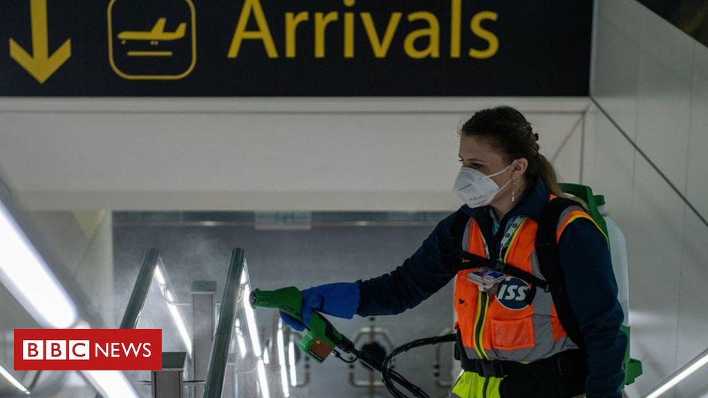 Coronavirus: Flughafentests können eine frühzeitige Freigabe der Reisequarantäne ermöglichen.