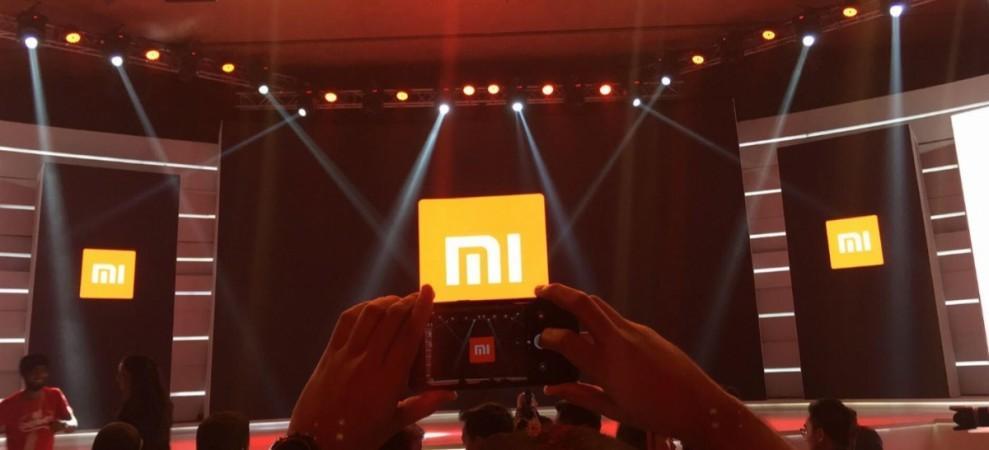 Xiaomi-Logo, gegenständliches Bild