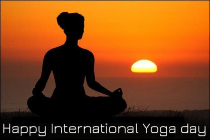 Internationaler Yogatag