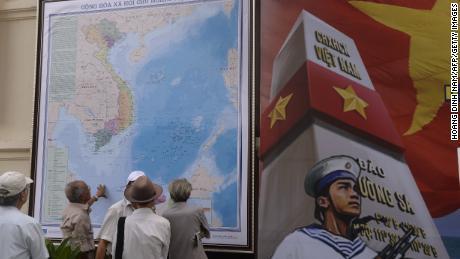 Die winzigen Inseln, die die Beziehungen zwischen China und Vietnam explodieren lassen könnten