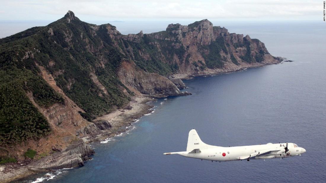 Warum dieser japanisch-chinesische Inselstreit Asiens nächster militärischer Brennpunkt sein könnte