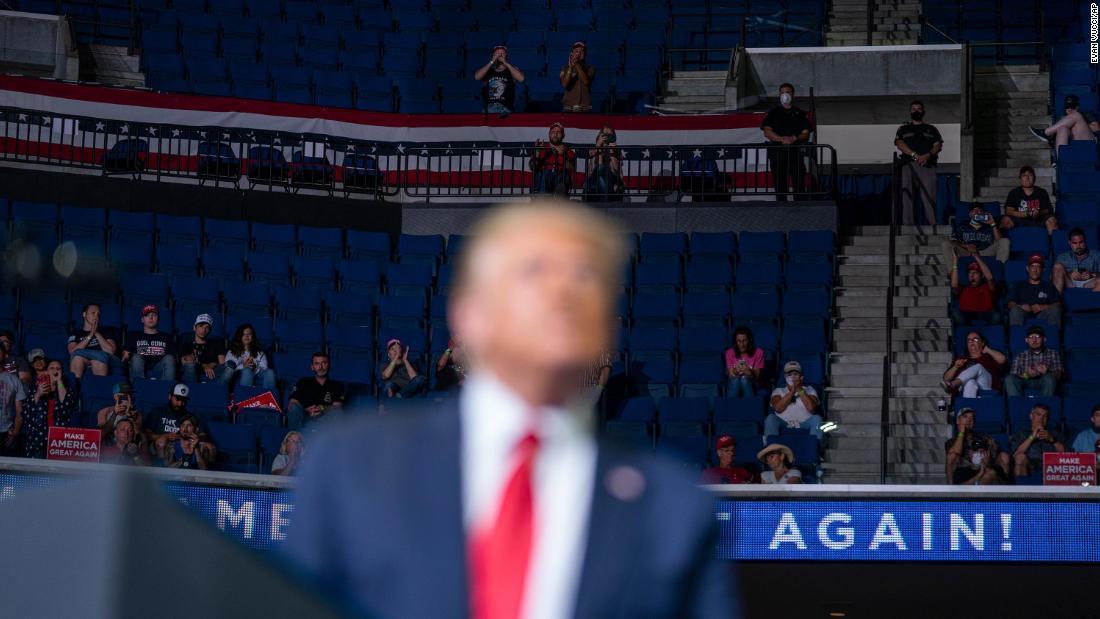 TikTok-Benutzer trollen die Trump-Kampagne über die Tulsa-Rallye