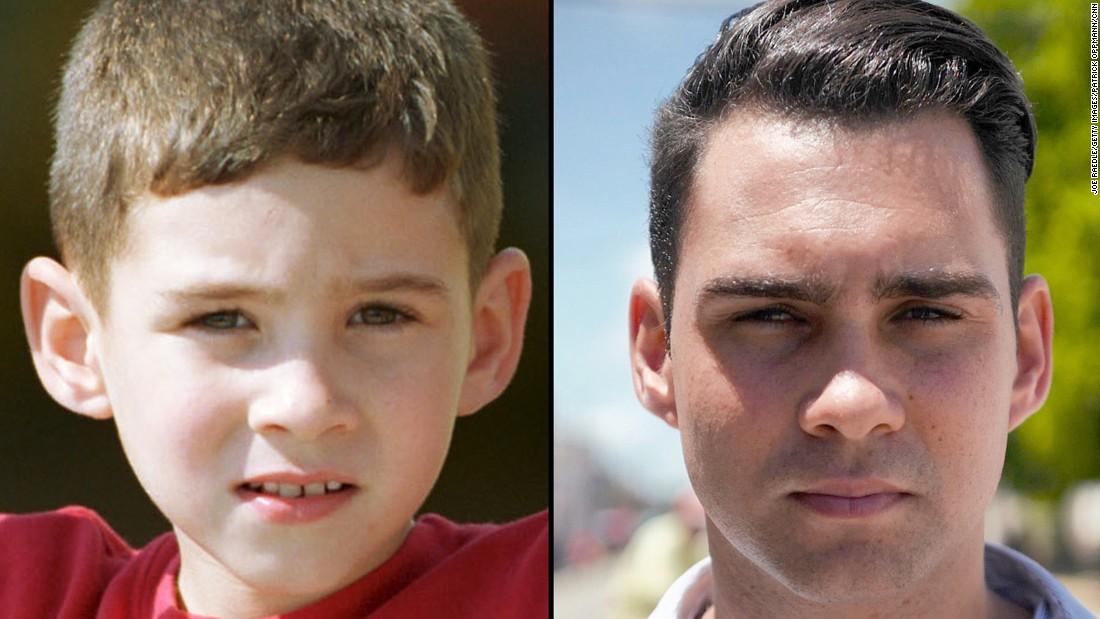 Elian Gonzalez aus Kuba sagt, er werde Vater
