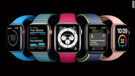 Apple hat Software-Updates für seine Smartwatch-Produktreihe vorgestellt.