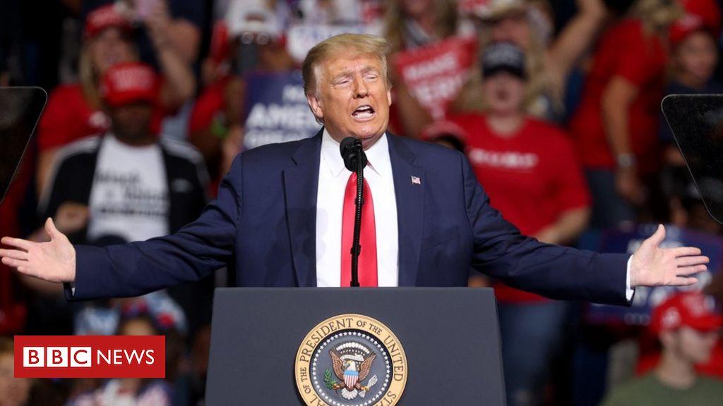 Trump zielt mit einem neuen Visumstopp auf ausländische Arbeitnehmer ab