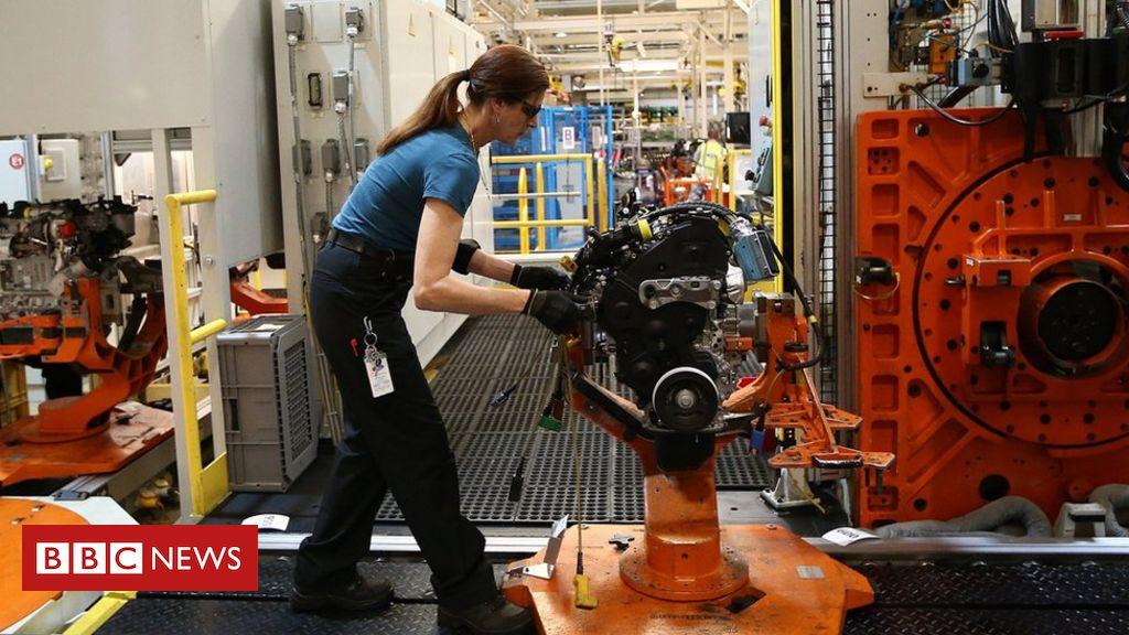 Coronavirus: Die britische Autoindustrie behauptet, 1 von 6 Arbeitsplätzen könnte abgebaut werden