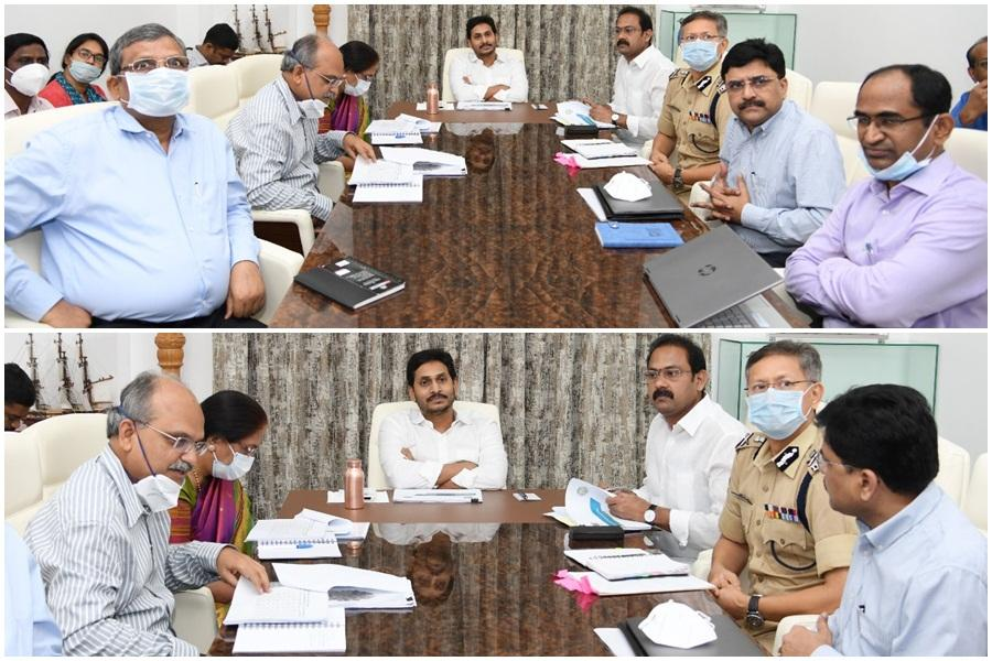 Andhra CM Jagan Reddy goes a step ahead of Telangana CM KCR to ensure safety of each family in his state