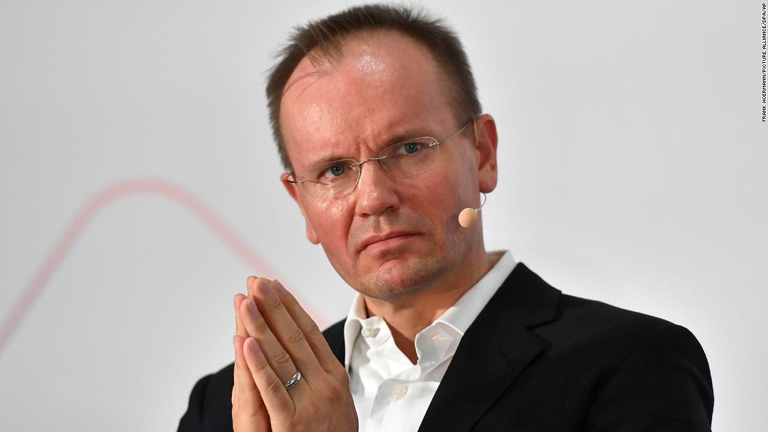 Markec Braun, ehemaliger CEO von Wirecard, in Deutschland festgenommen