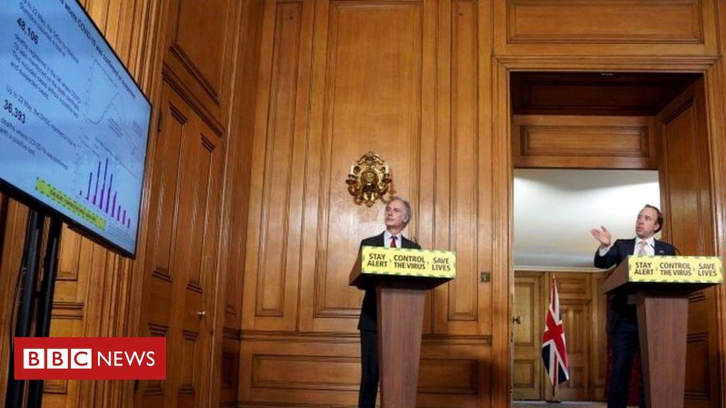 Coronavirus: Tägliche Pressekonferenz in der Downing Street ausrangiert