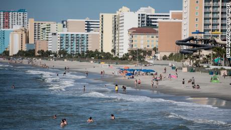 17 Schülerinnen und Schüler testen nach einer Reise nach Myrtle Beach positiv