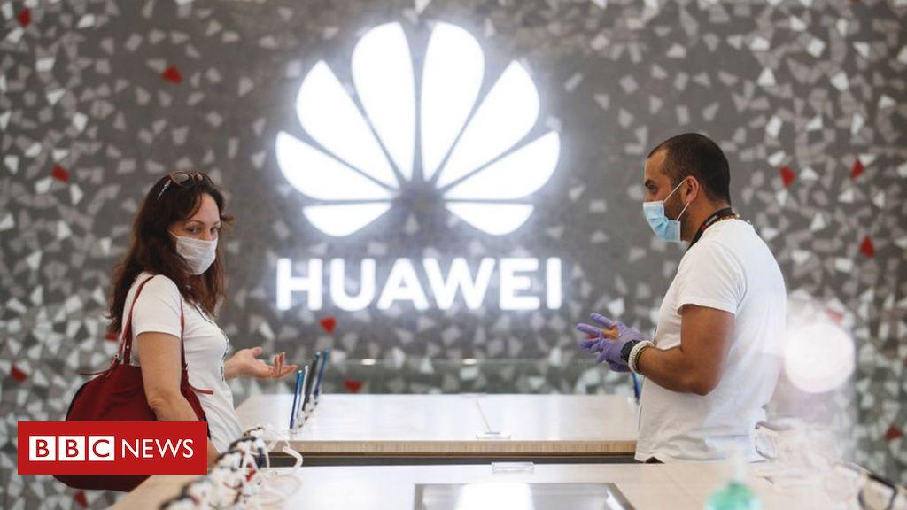 """Trump-Administration behauptet, Huawei """"vom chinesischen Militär unterstützt"""""""