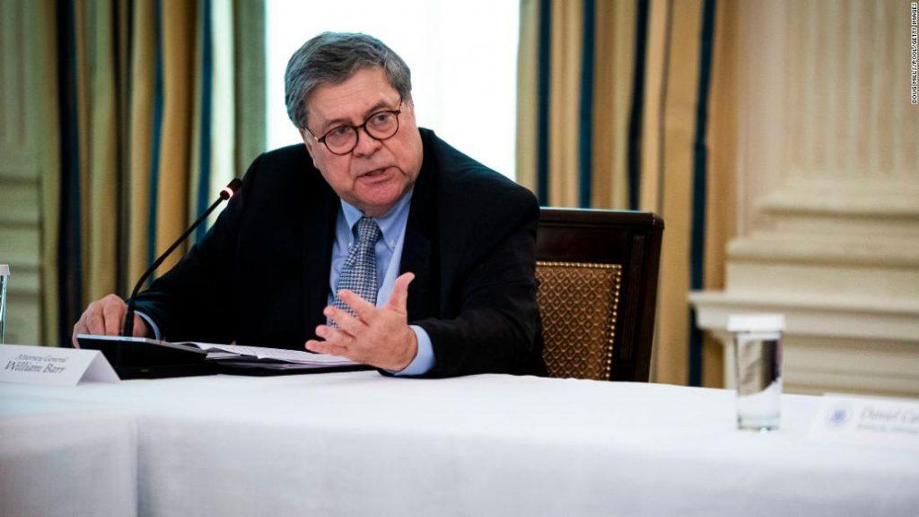 """Nadler sagt, dass House """"sehr gut"""" die Amtsenthebung von Generalstaatsanwalt William Barr verfolgen kann"""