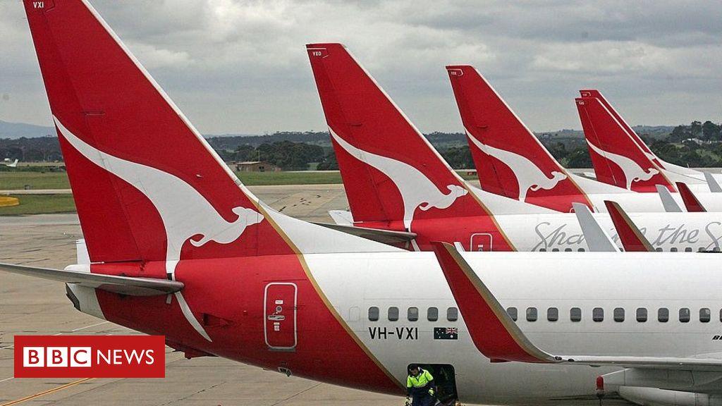 Coronavirus: Qantas streicht 6.000 Arbeitsplätze aufgrund einer Pandemie