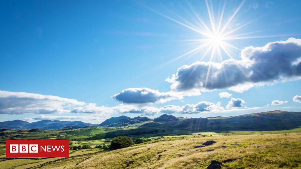 Britisches Wetter: Was ist der UV-Index und warum könnte er britische Rekorde brechen?