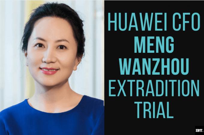 Auslieferungsfall des Huawei CFO