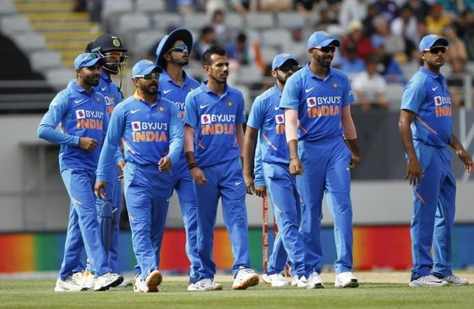 Indisches Cricket-Team