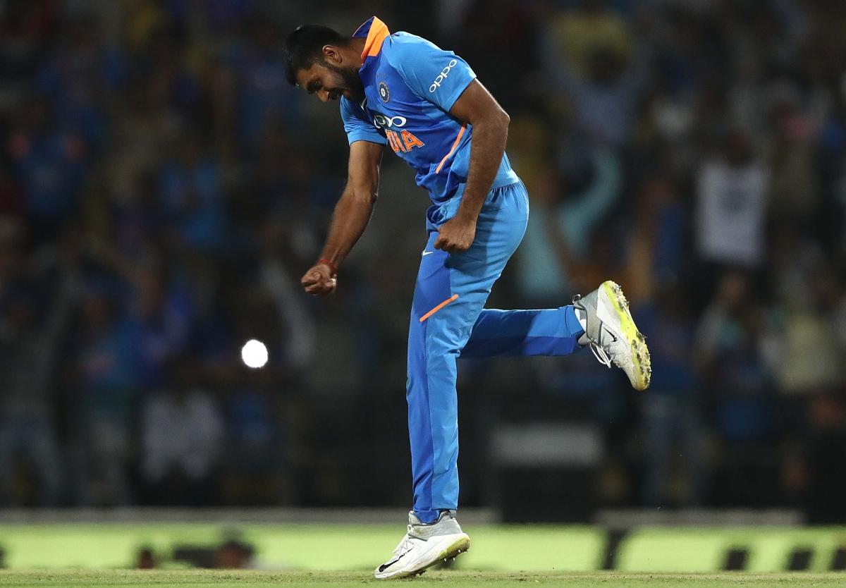 """Vijay Shankar erinnert sich an das Weltcup-Debüt: """"Missbrauch durch Fans war meine erste Erfahrung mit einem Indo-Pak-Spiel."""""""