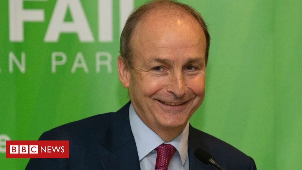 Mícheál Martin wird Taoiseach, nachdem die Parteien einen Deal abgeschlossen haben