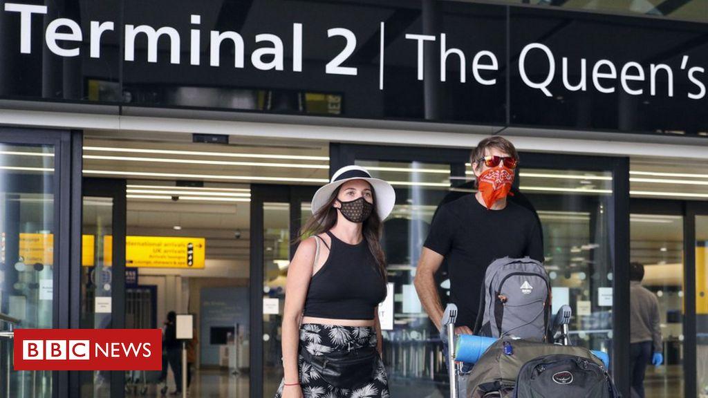 Coronavirus: Tägliches Update als UK, um ab dem 6. Juli europäische Feiertage zu eröffnen