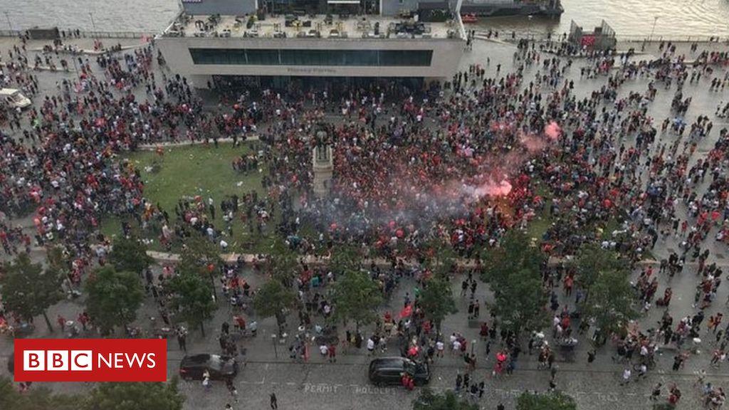 """Das Verhalten der Fans ist """"inakzeptabel"""", sagt Liverpool FC"""