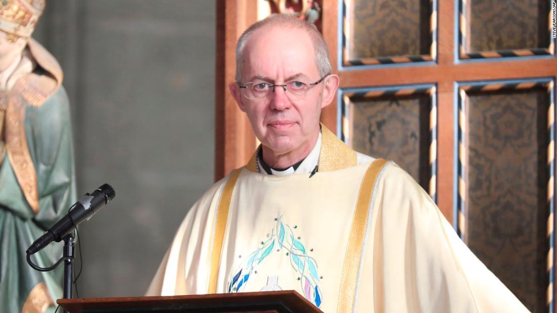 Der Erzbischof von Canterbury sagt, dass die Darstellung von Jesus als Weiß angesichts der Proteste gegen Black Lives Matter überdacht werden sollte