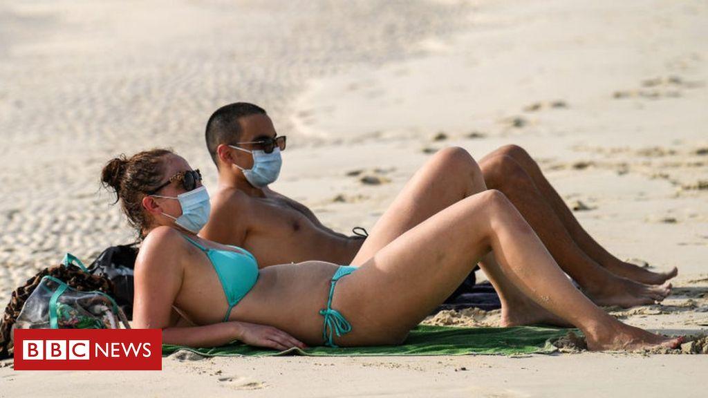 """Coronavirus: Urlaubsbuchungen """"explodieren"""", da die Reisebeschränkungen nachlassen"""