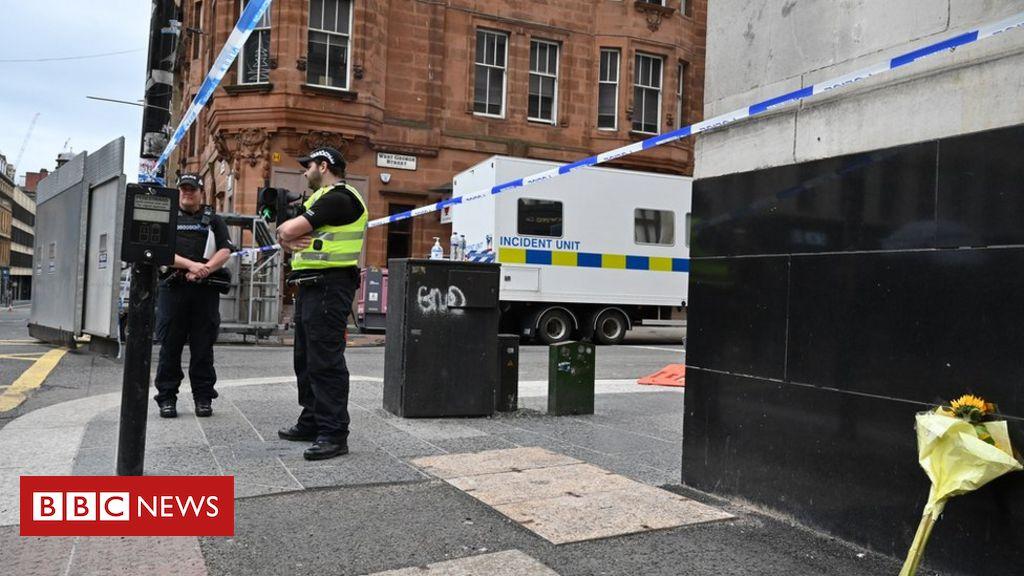 Stichwunden in Glasgow: Mann erschossen, genannt Badreddin Abadlla Adam