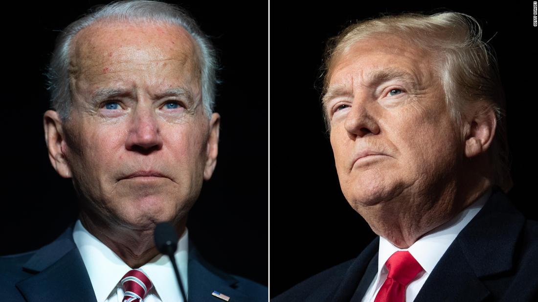 Biden, Trump-Kampagnen veröffentlichen Daten zur Mitarbeitervielfalt