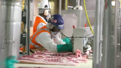 Warum Fleischverarbeitungsbetriebe zu Covid-19-Brutstätten geworden sind