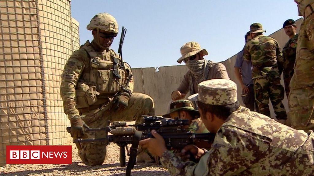 Afghanistan-Krieg: Russland bestreitet die Zahlung von Militanten, um US-Truppen zu töten