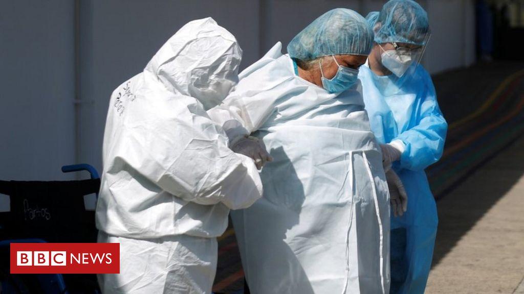 Coronavirus: Die Zahl der Todesopfer bei Covid-19 liegt weltweit bei 500.000