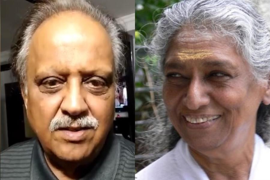SP Balasubrahmanyam and S Janaki
