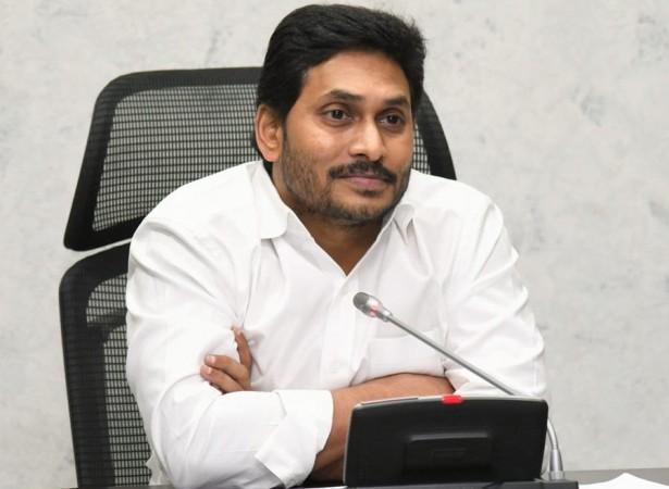 Andhra Pradeshs Ministerpräsident YS Jagan Mohan Reddy