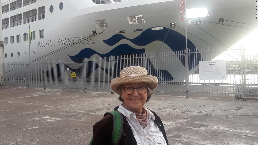 Ich war auf einem Kreuzfahrtschiff auf See gestrandet. Jetzt bin ich 37.000 Dollar schuldig