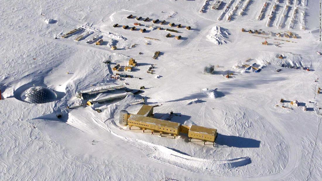 Der Südpol hat sich in den letzten 30 Jahren dreimal so stark erwärmt wie der globale Durchschnitt, heißt es in einer Studie